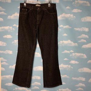Arizona- Girl's Plus size Black Jeans size 14.5